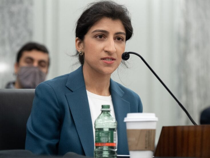 Why Lina Khan could be Big Tech's new worst enemy