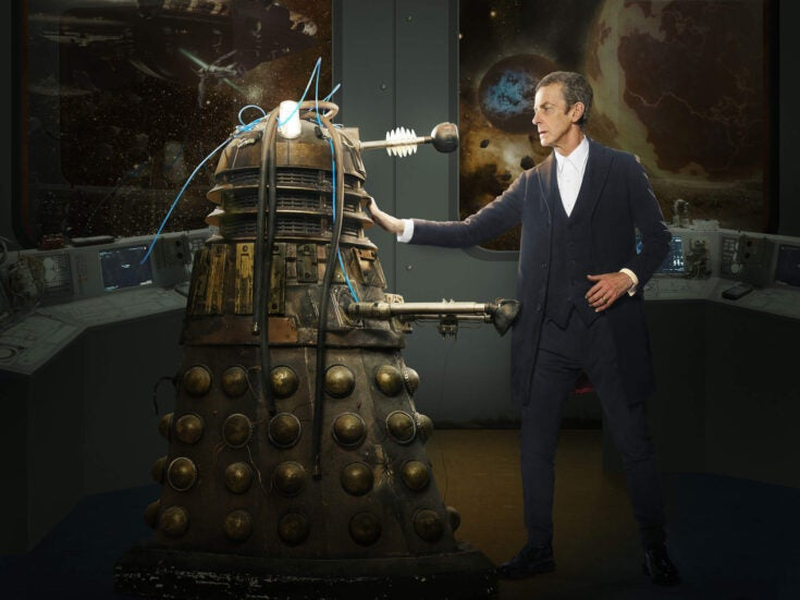 Why Doctor Who is football, but for geeks