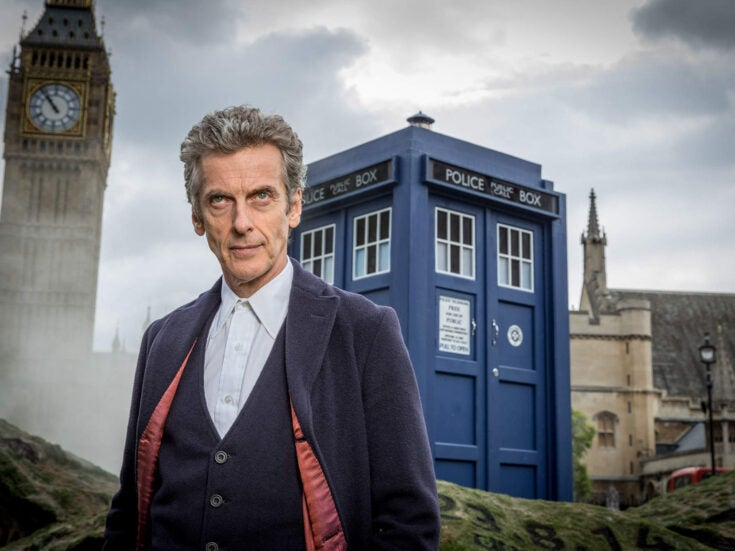 Why does Iowa like Doctor Who so much?