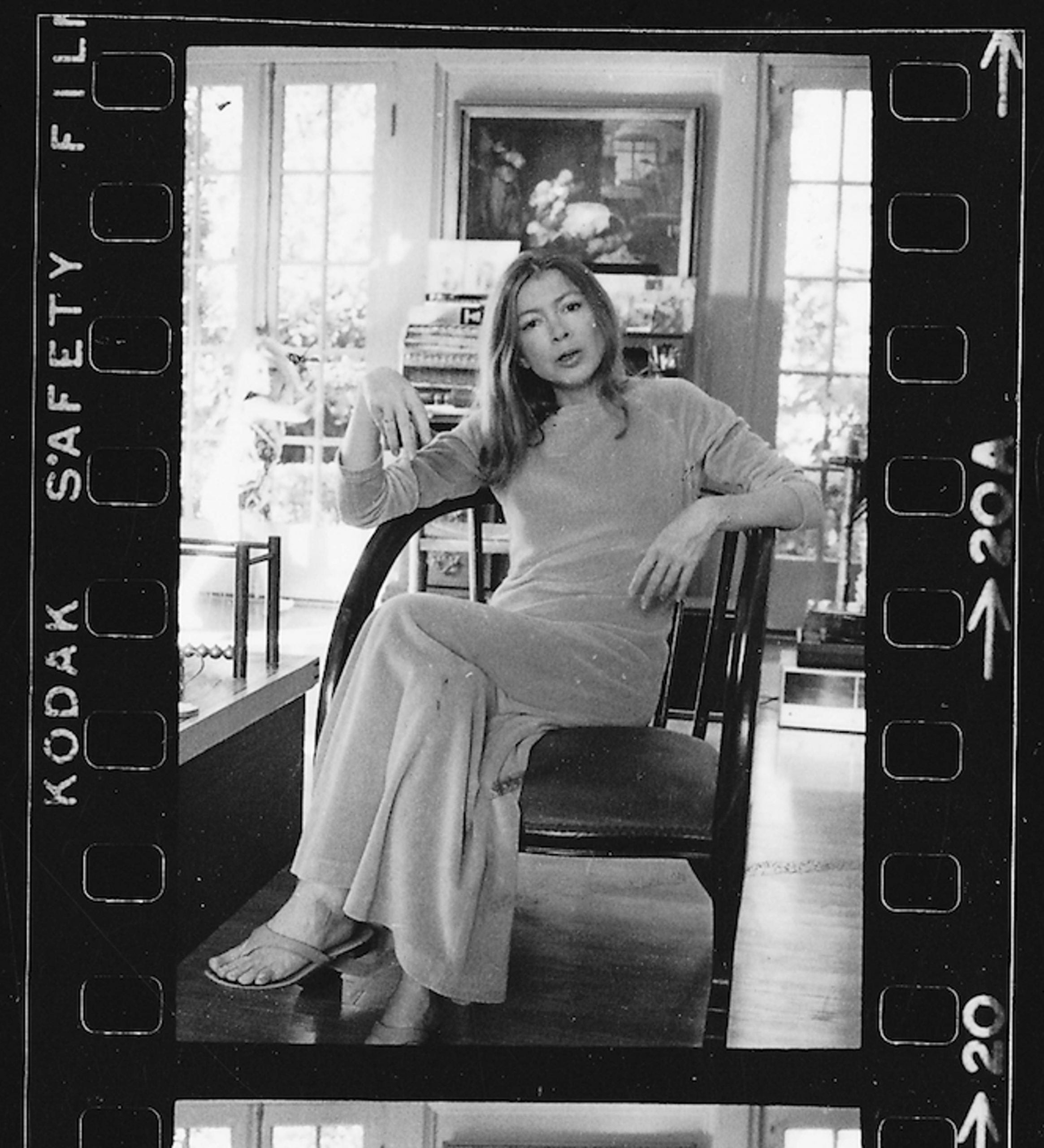 Joan Didion on Netflix tells the stories we already know – and some we don't