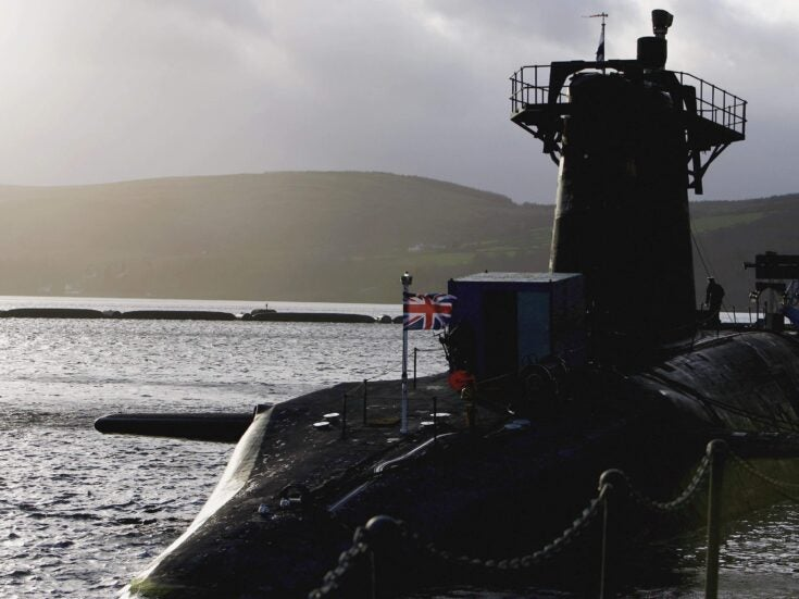 Even if it wanted to, the SNP couldn't use Trident as a bargaining chip
