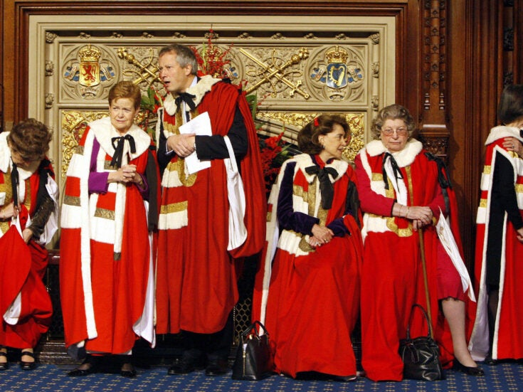 New cash for honours revelations should speed reform of House of Lords