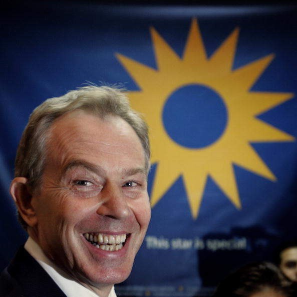 Who wants to be a millionaire? Peter Oborne on Tony Blair