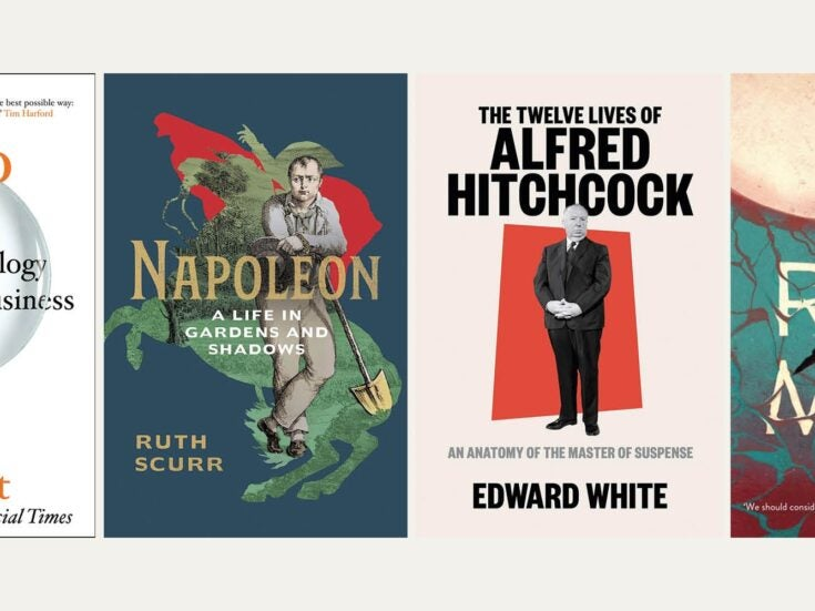 Reviewed in Short: New books by Gillian Tett, Ruth Scurr, Edward White and Sjón