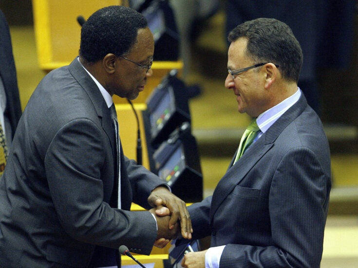 """Tony Leon on South Africa: """"Days after Mandela's burial, the unity of the ANC was shattered"""""""