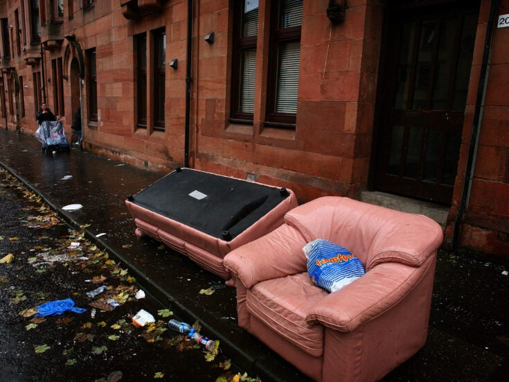 Scottish independence: how inequality is fragmenting our nation
