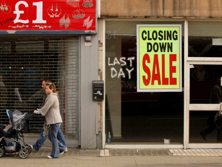 """The Autumn Statement is George Osborne's last chance to help the """"go-getters"""" on the high street"""