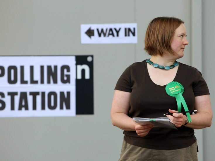 Why the Green Party should be in the TV election debates