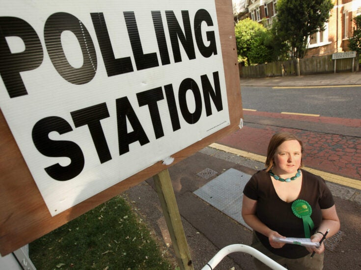 Who are the Green party's supporters, and should Labour be worried?