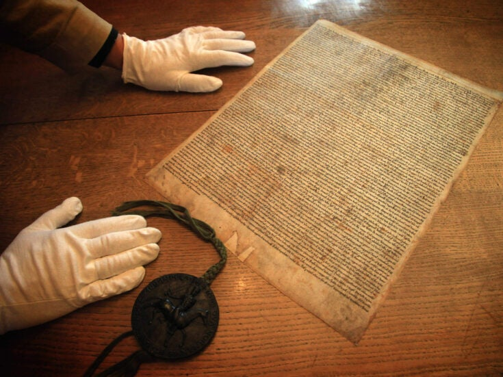 The PM lauds Magna Carta but his government undermines its greatest legacies