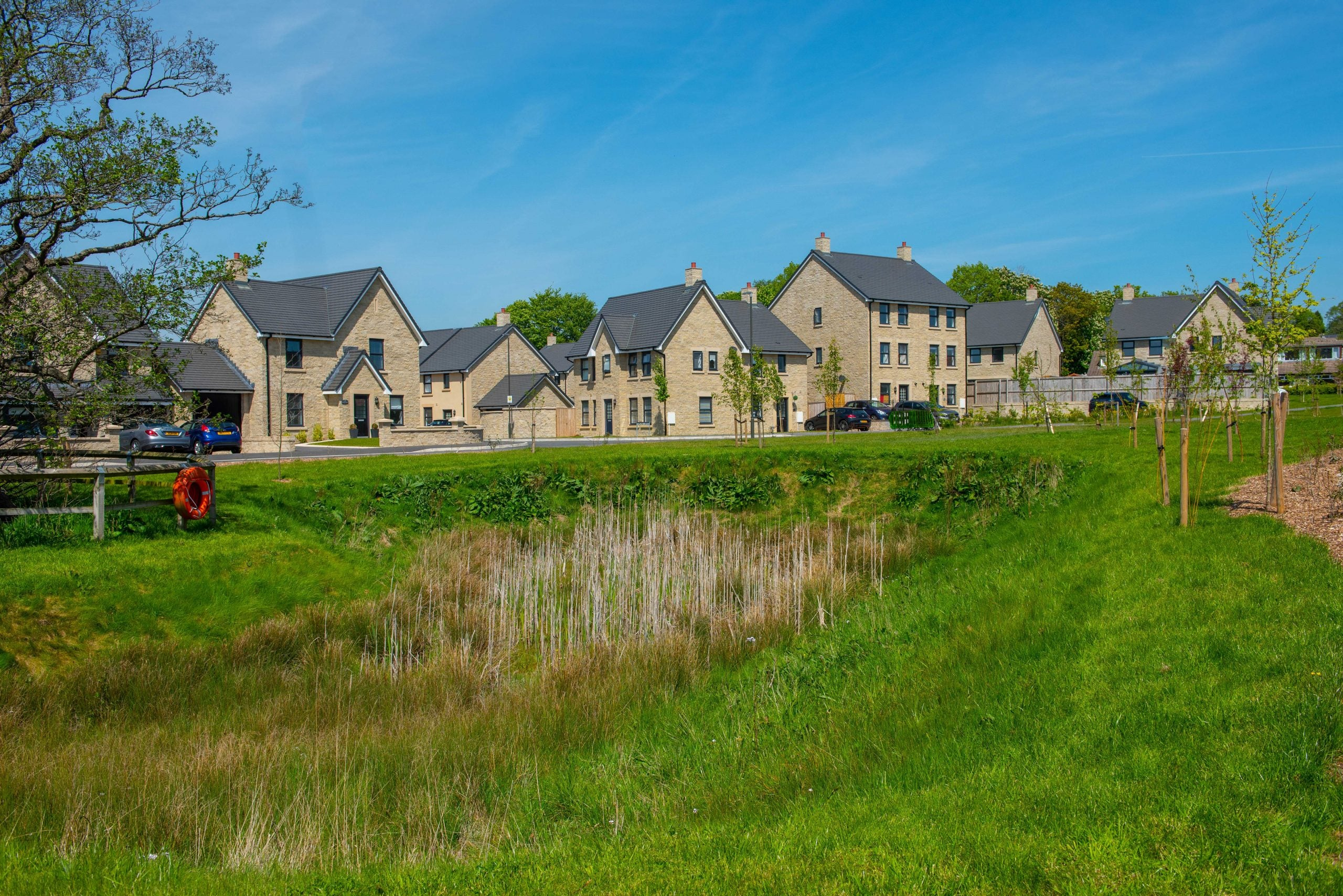 Building sustainability into the UK's housing stock
