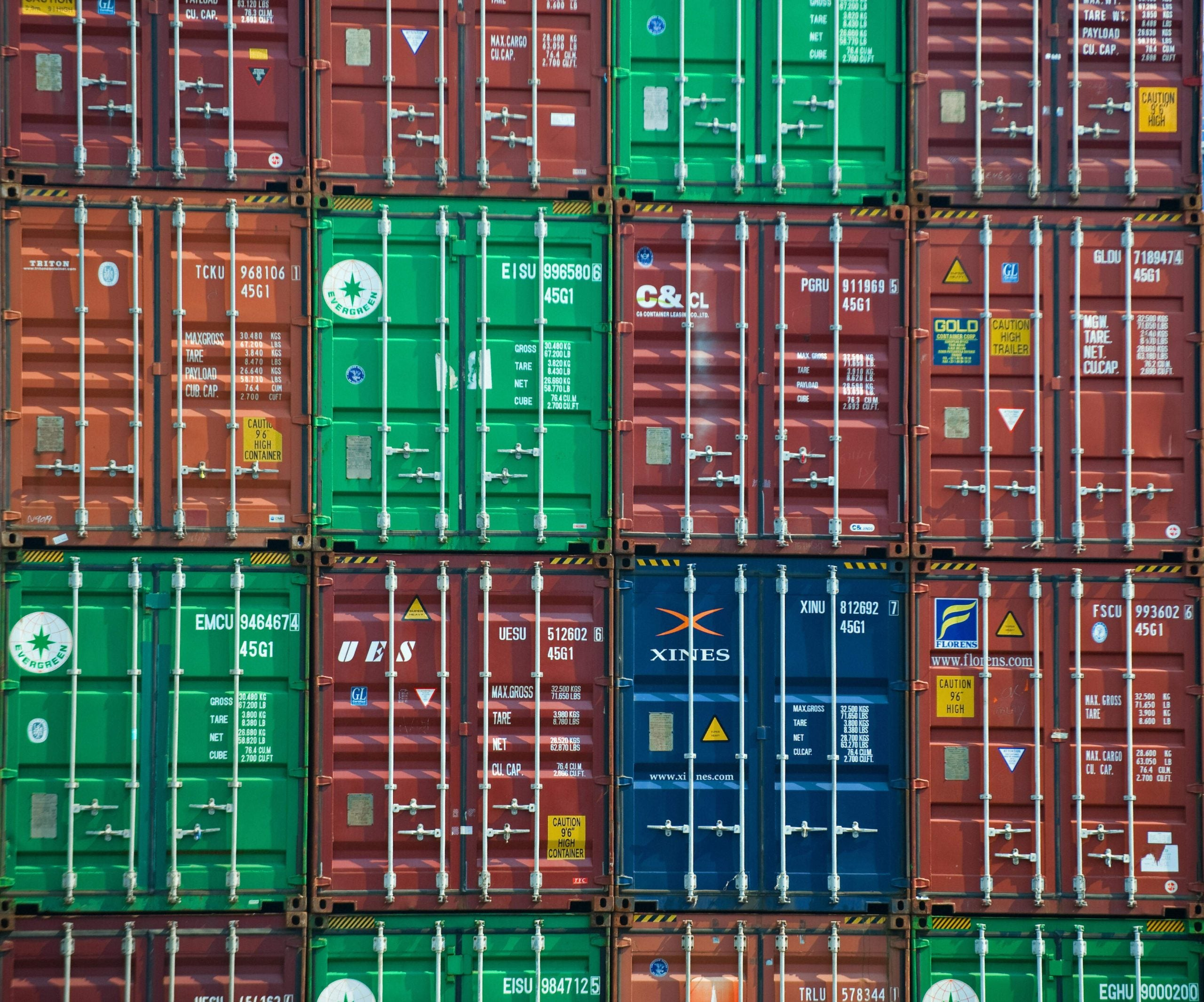 Welcome to Containerstan: how the shipping container took over the world