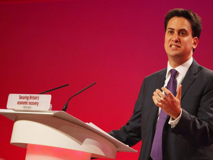 Leading on climate change must form an essential part of Labour's foreign policy