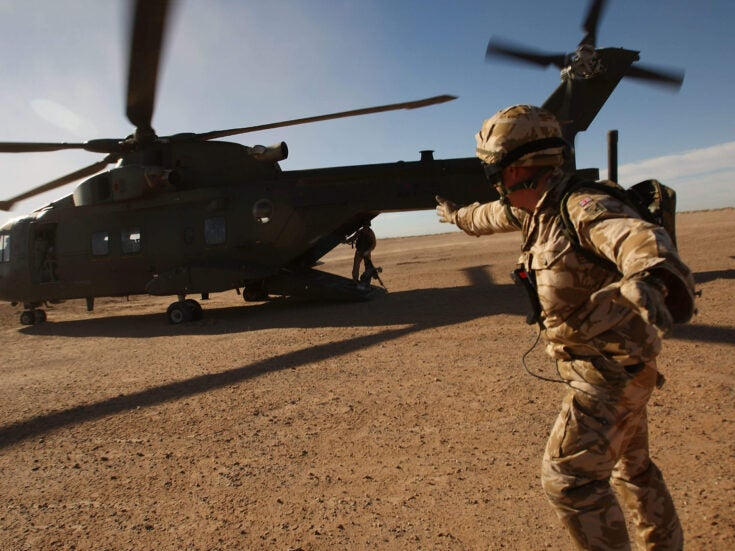 Labour needs to decide what British defence policy is for