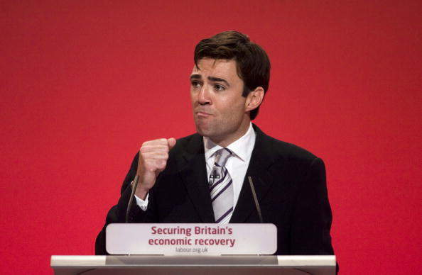 Labour faces a fight for its very survival. Andy Burnham is the man to put the party back on track