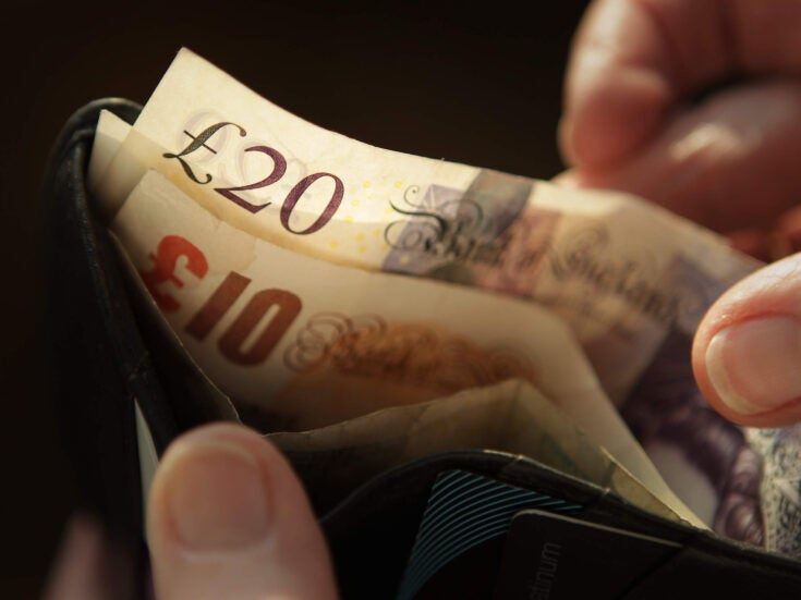 A citizen's income of £71 a week per person would make Britain fairer