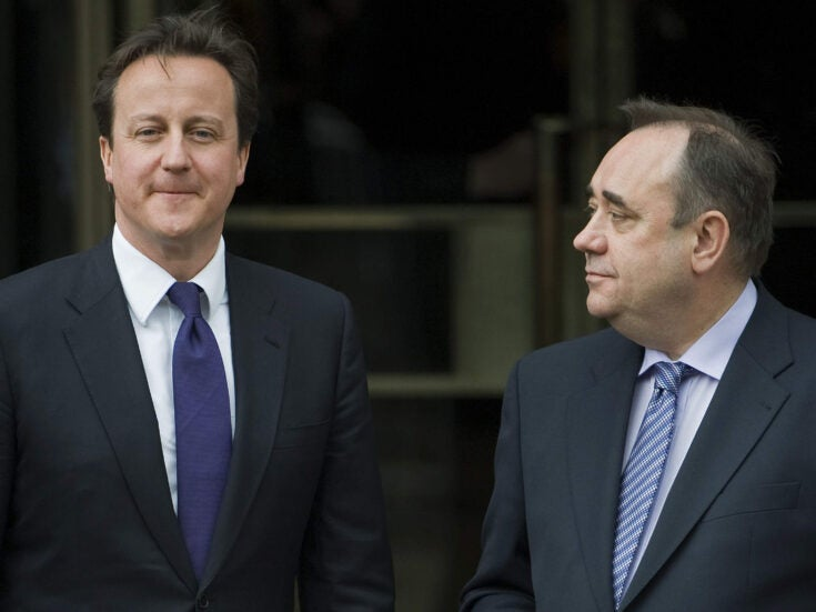 If Scotland votes Yes, will there be a silver lining for the rest of the UK?
