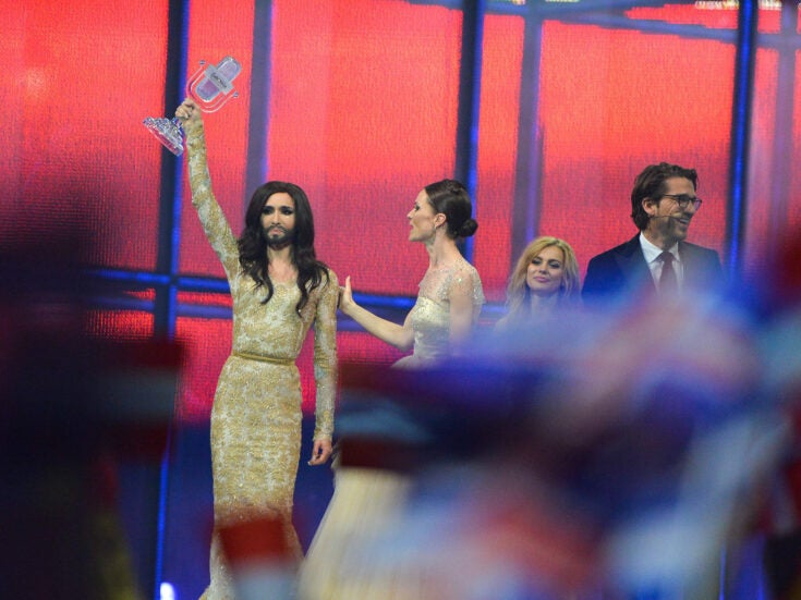 Eurovision: A continent divided in sexual attitudes – or perhaps not?