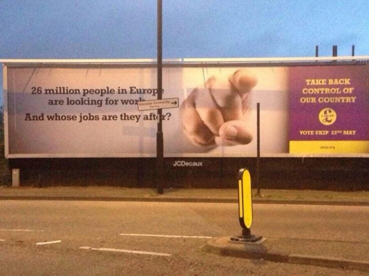 Why I say Ukip posters are racist