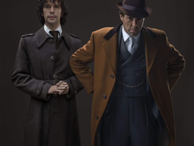 SRSLY #146: A Very English Scandal / On Chesil Beach / Kate & Leopold