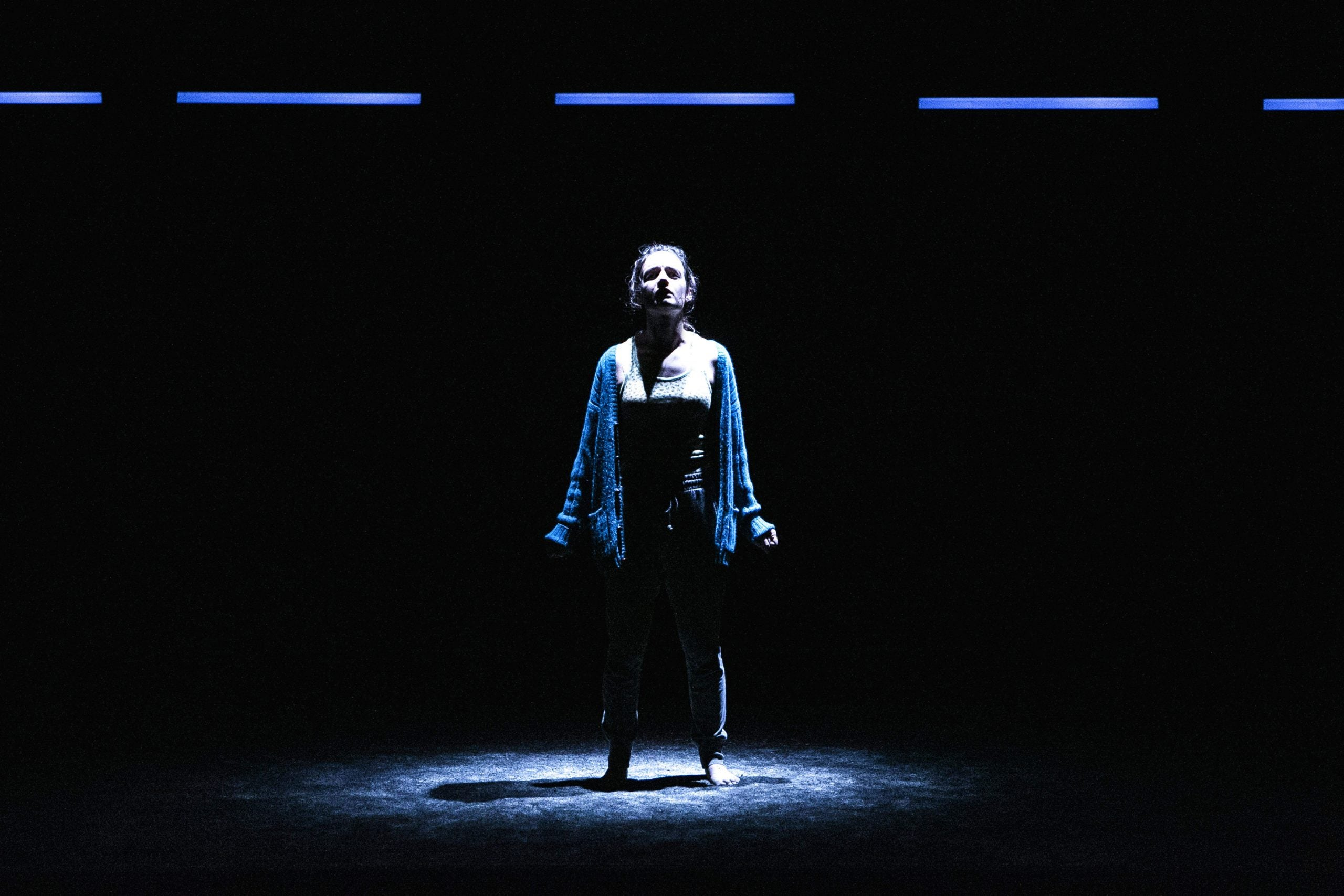 On stage, A Girl Is a Half-Formed Thing becomes fully formed