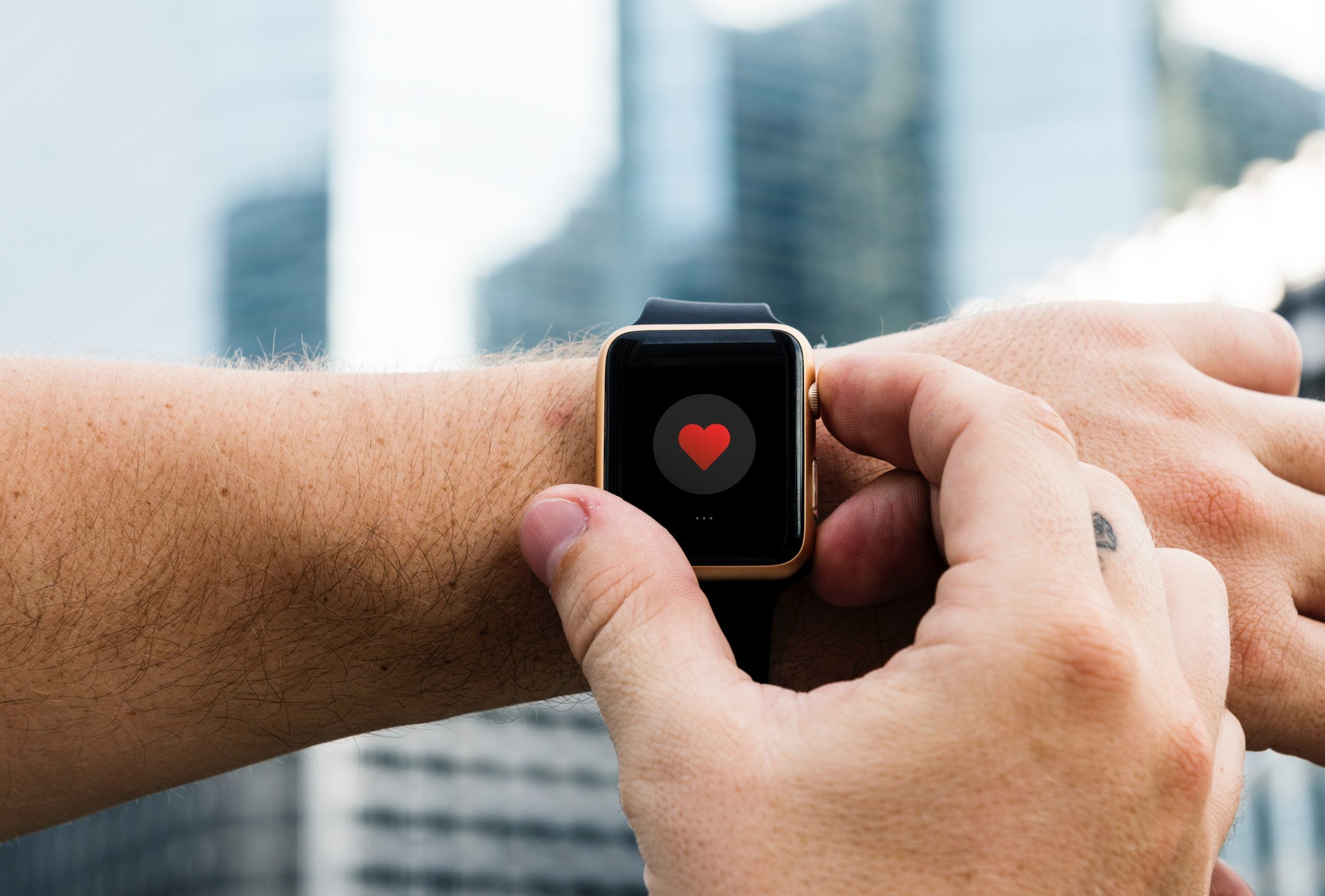 How wearable tech will send the worried well running to their doctors