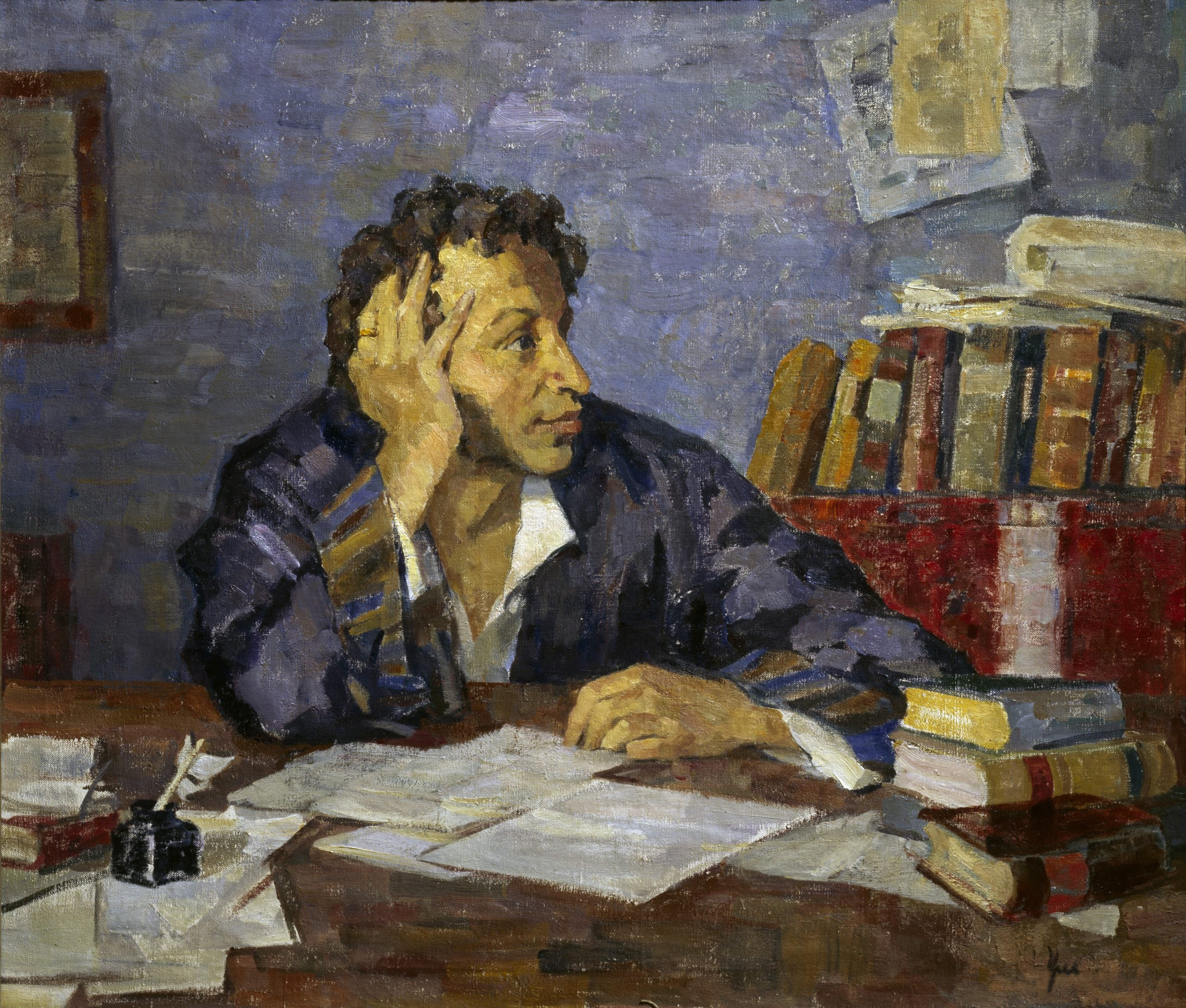 Russian soul reawakened: startling revelations in a new anthology of Russian poetry