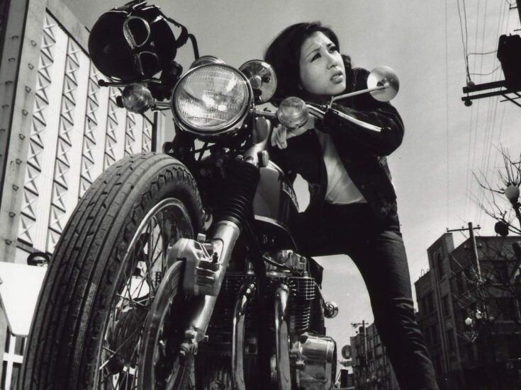 Beat girls and beautiful basslines: Japanese pop of the 1960s