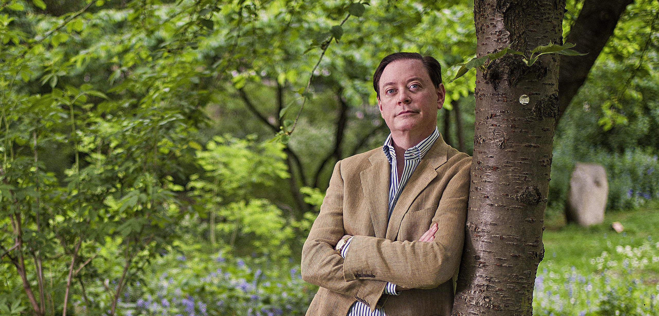 A proud citizen of anywhere: Andrew Solomon's quest to celebrate difference