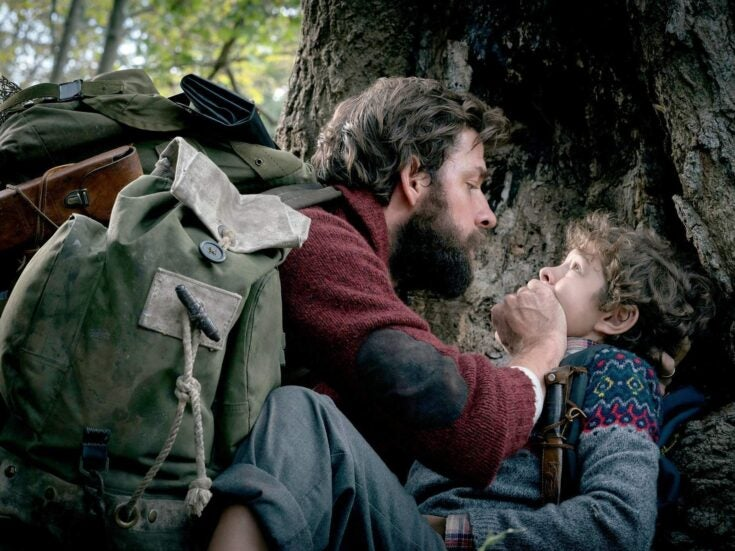 A Quiet Place is a metaphor for the terror of parenthood