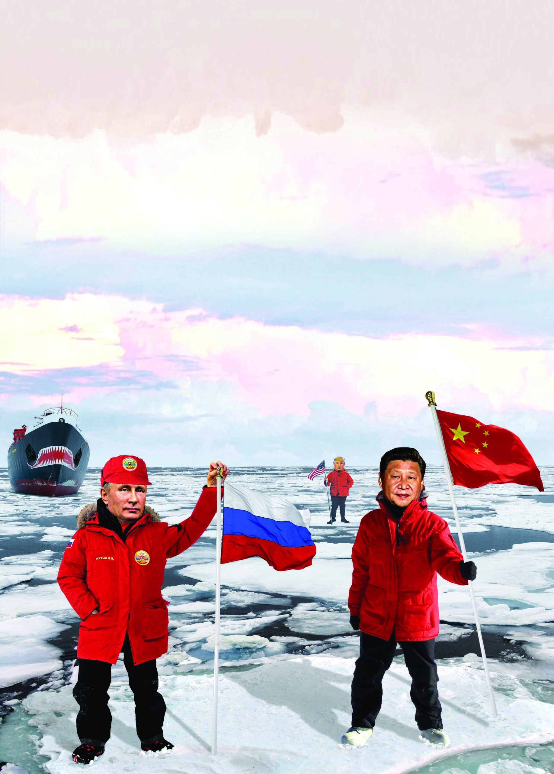The race to conquer the Arctic – the world's final frontier