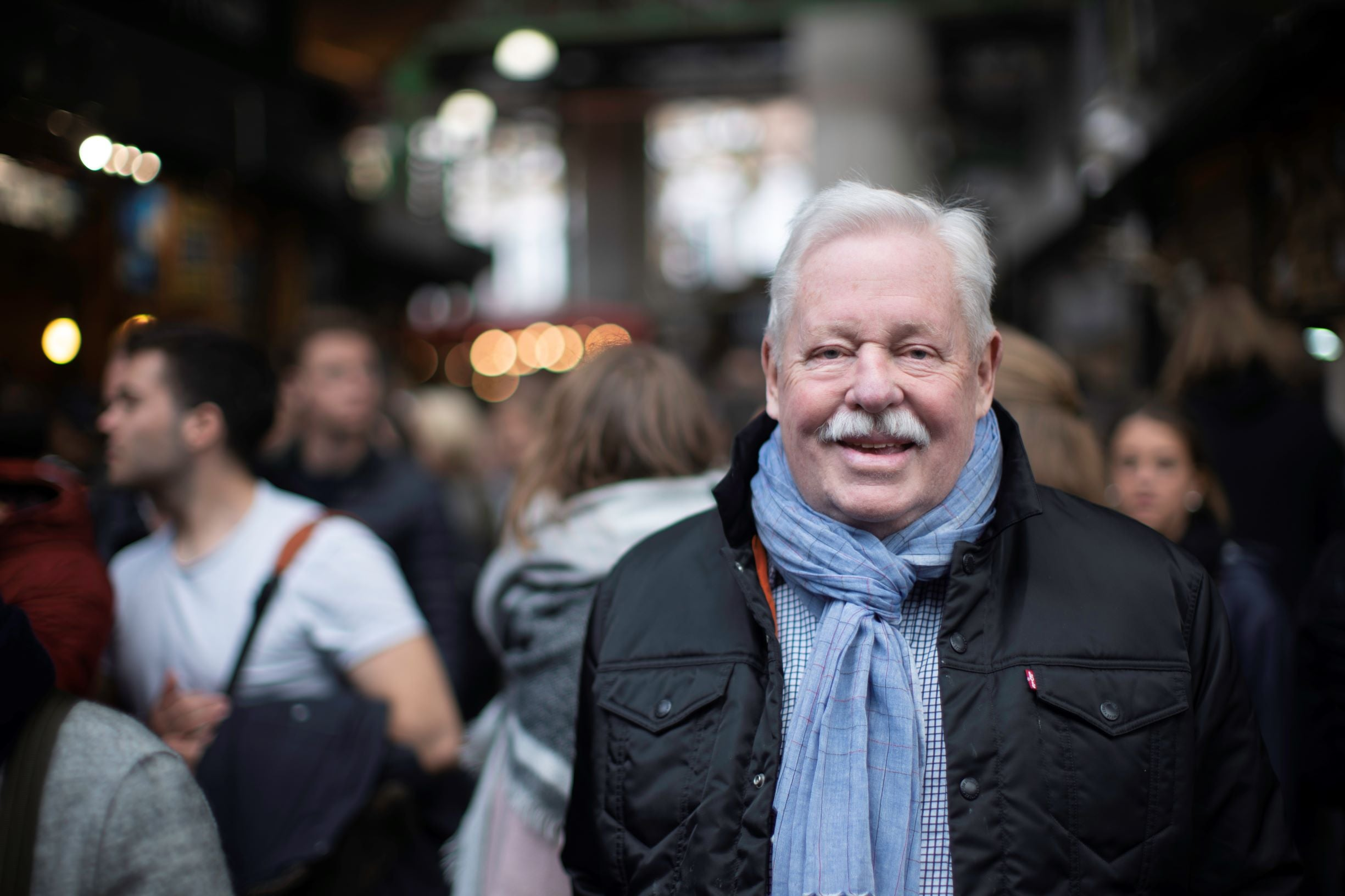 """Armistead Maupin: """"In my day you had to walk ten miles in the snow just to get a blowjob"""""""