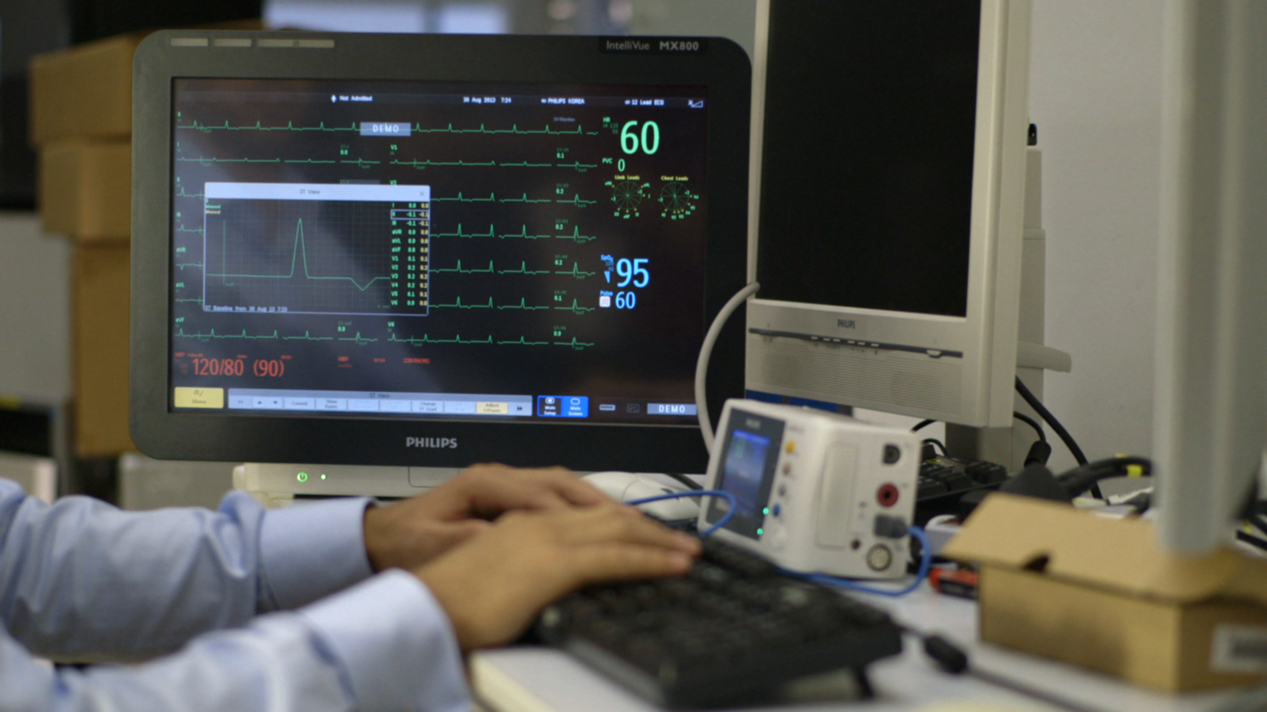 We know about big data in health, what's small big data?