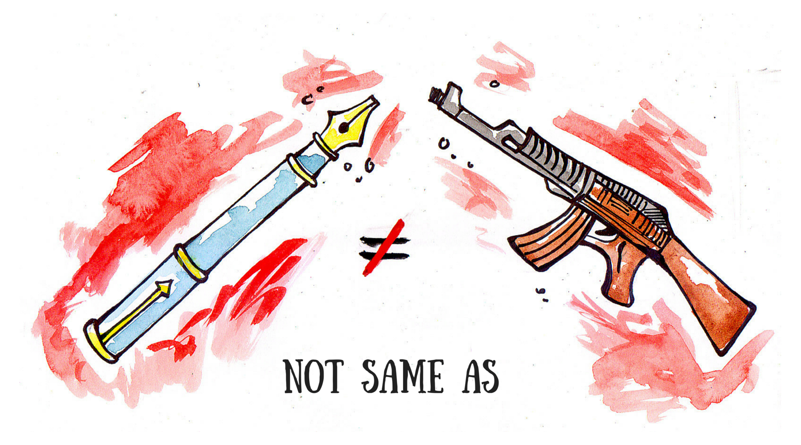 The Indian political cartoonist the government doesn't want you to know about