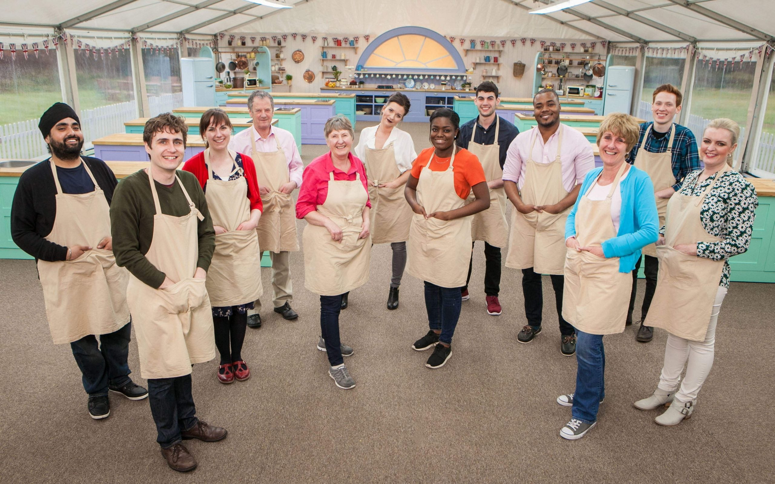 The Great British Bake Off: a life lesson in confidence and defeatism