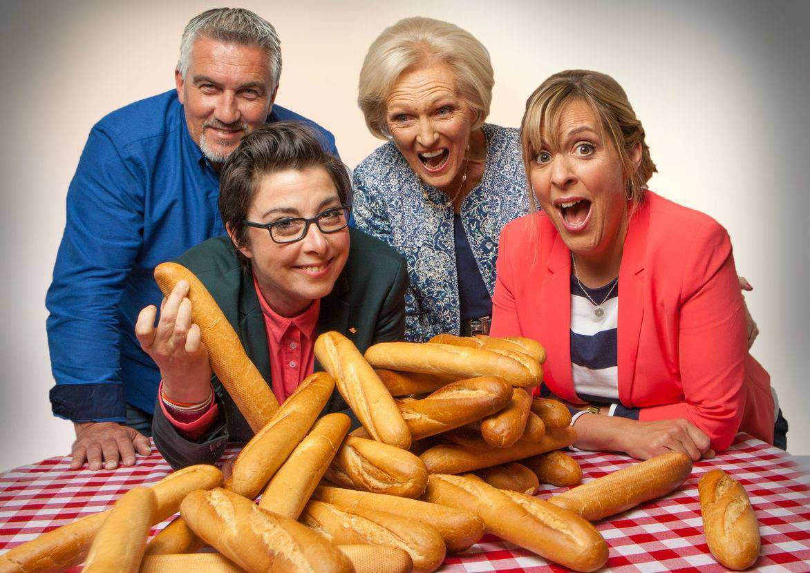 What I learned watching the Great British Bake Off with a GBBO virgin