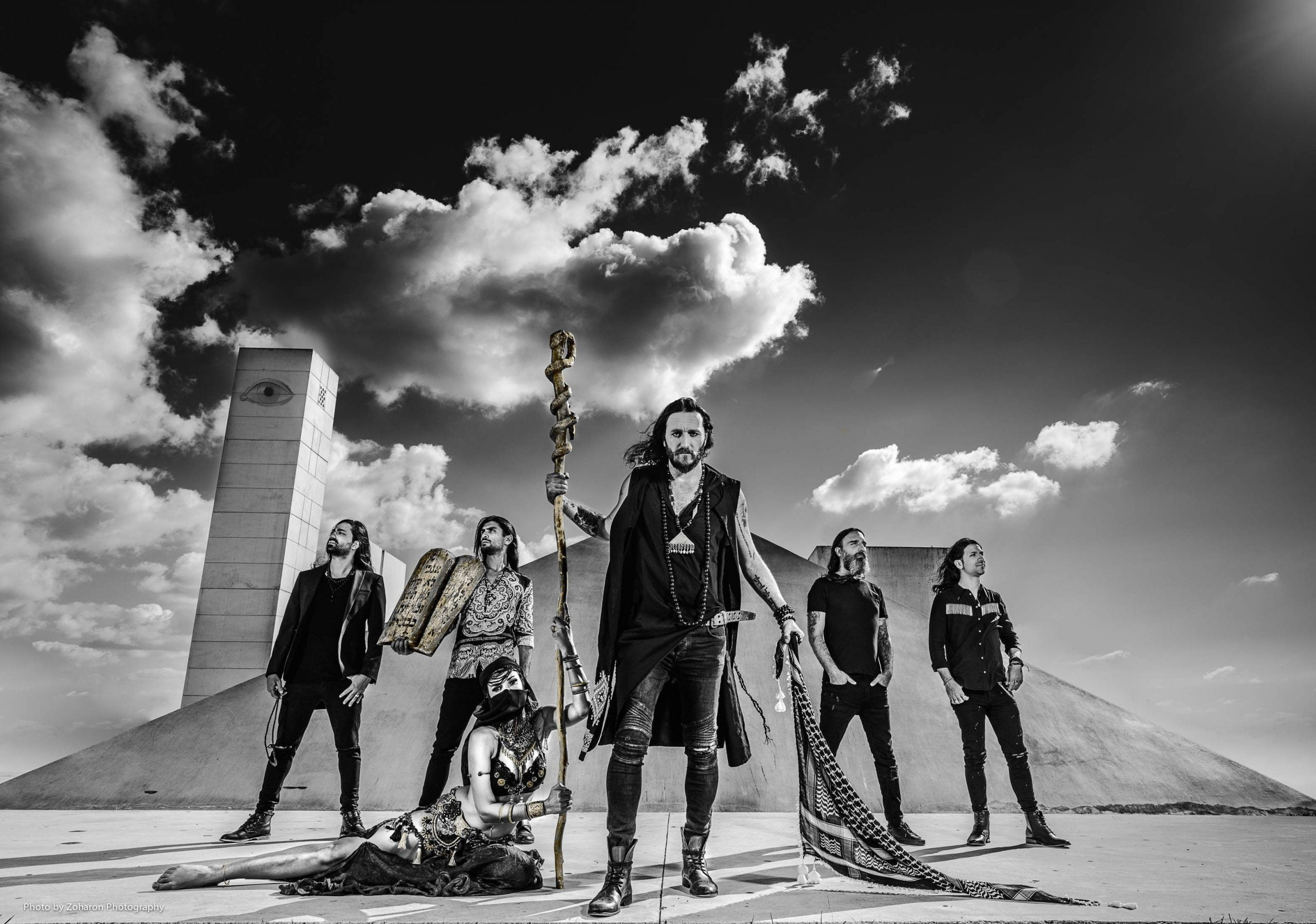 Orphaned Land: the Israeli heavy metal band with fans across the Middle East