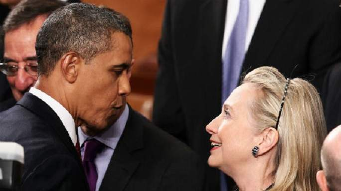 What Hillary Clinton's new book tells us about her unspoken pact with Barack Obama