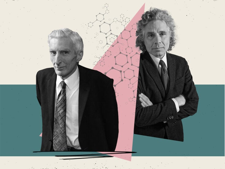 Martin Rees and Steven Pinker: Wagering on catastrophe
