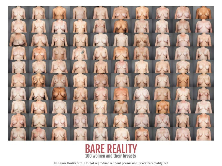 Bare Reality: God gives life and creates, and as a woman you can connect with that