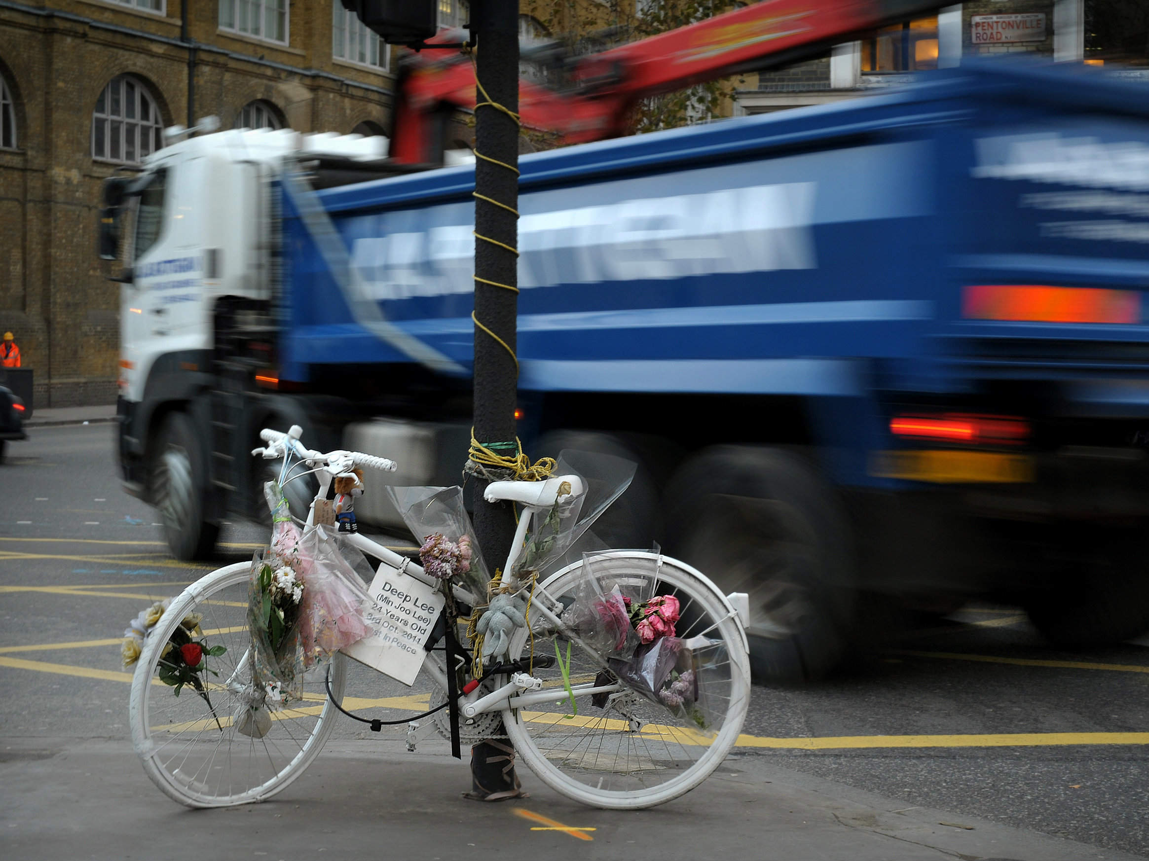 Death rides a bicycle: Why is riding a bike so often lethal?