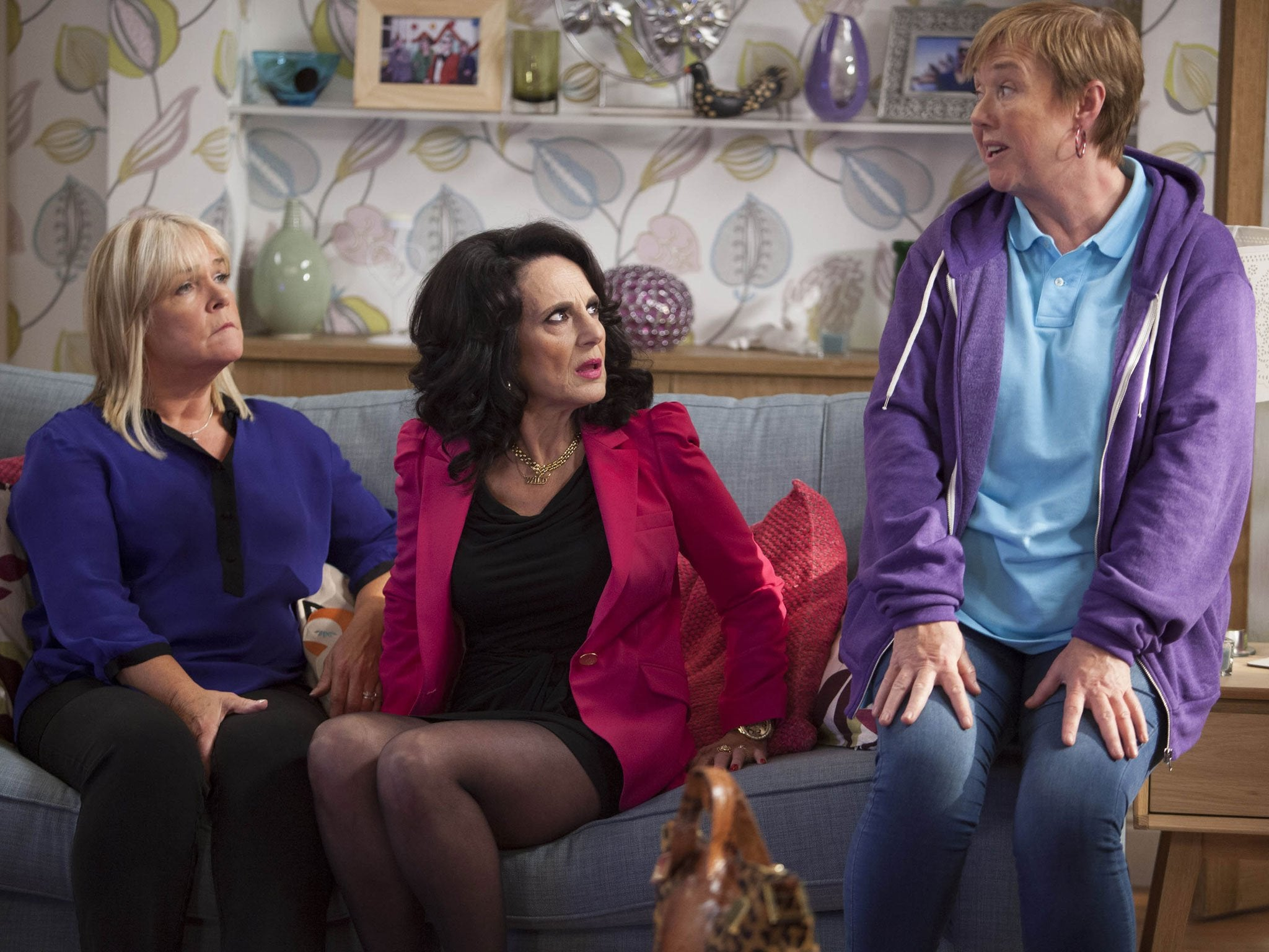 Why is ITV so bad at sitcom?