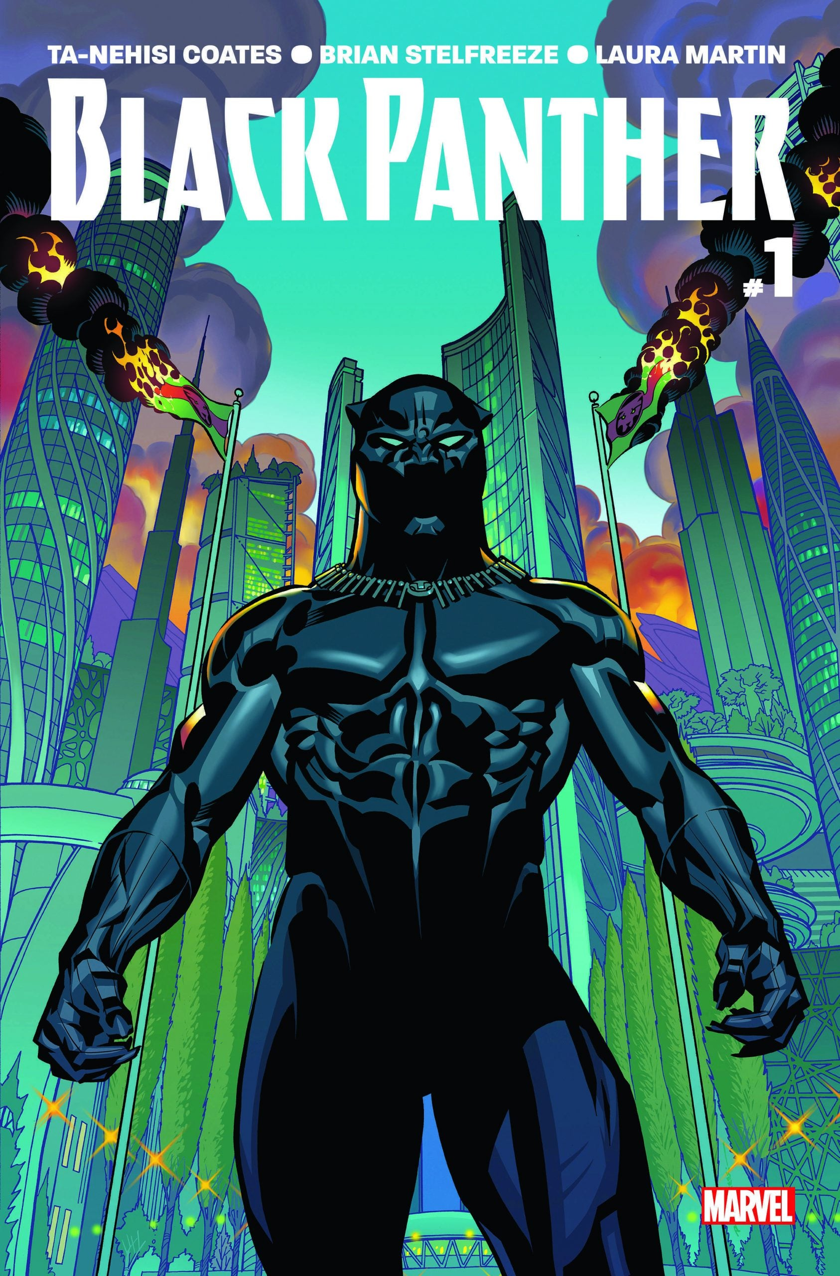 The ambiguous heroism of Ta-Nehisi Coates's Black Panther