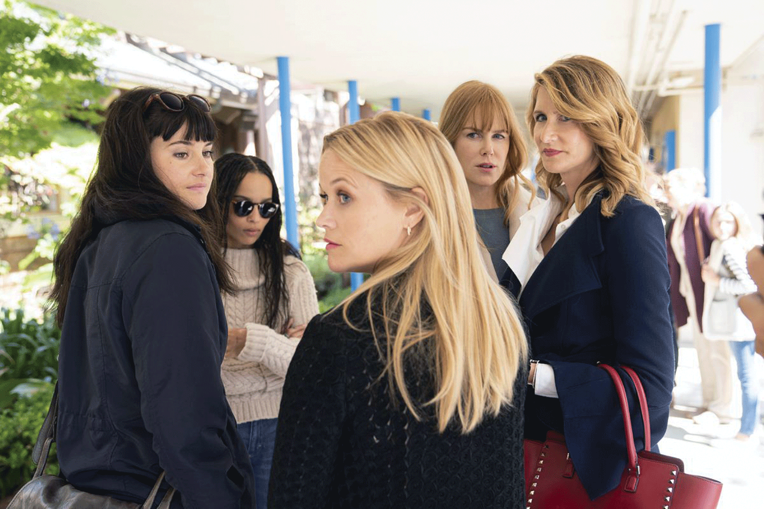 The disappointing second series of Big Little Lies went out with a whimper