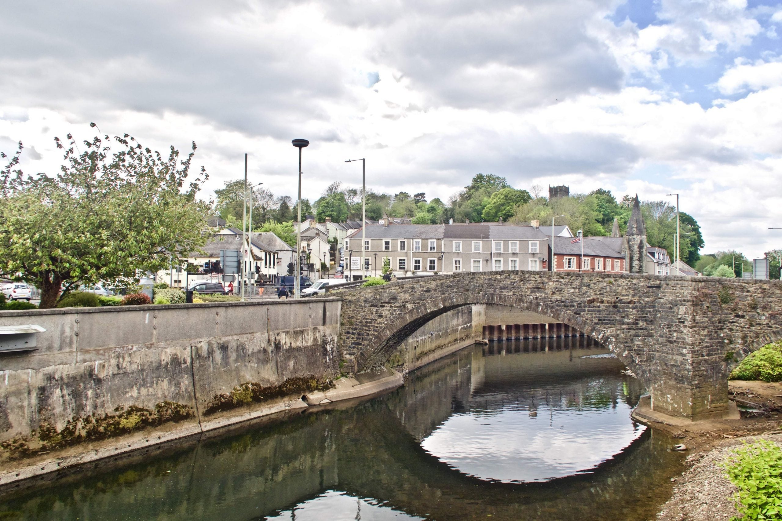 """View from Bridgend: why a Welsh town is considering """"anyone but Labour"""""""