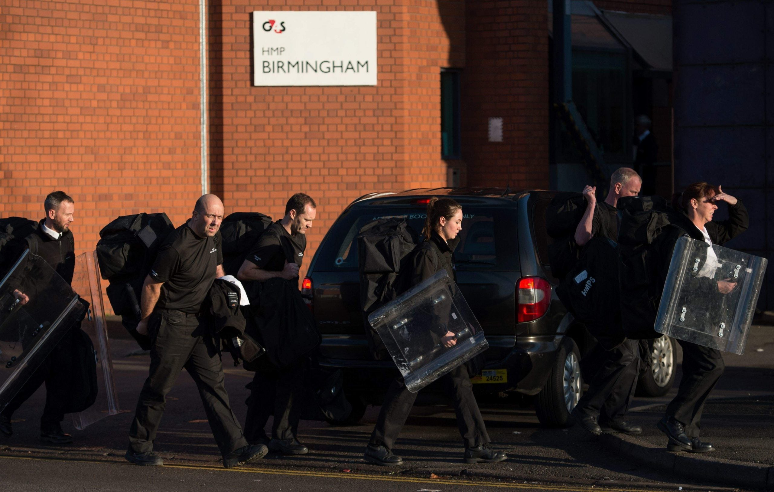 Why austerity is to blame for the Birmingham prison riot