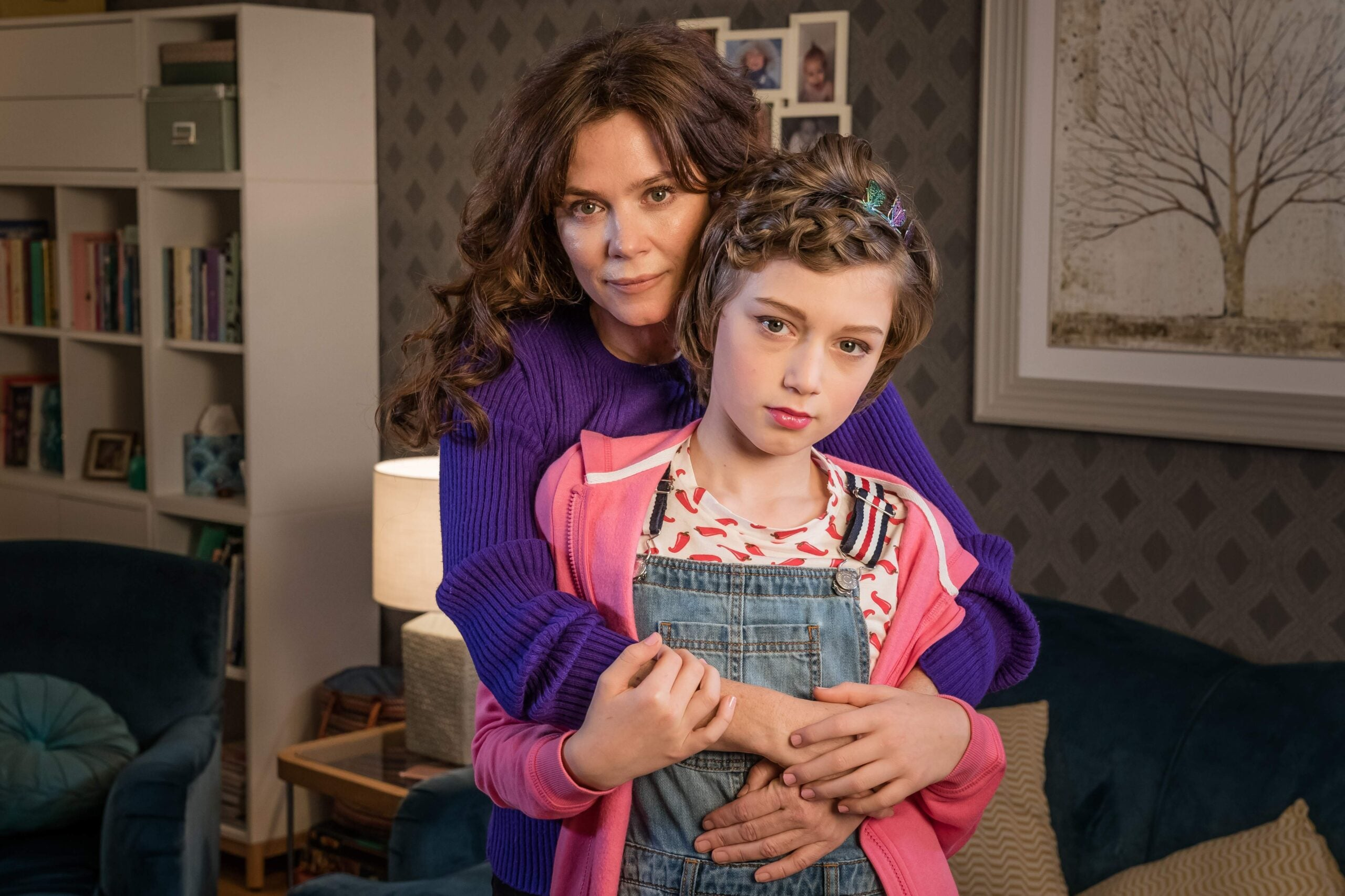 Forget pink dresses – this is what matters most in ITV's drama Butterfly