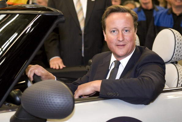 David Cameron is letting drivers down and endangering lives