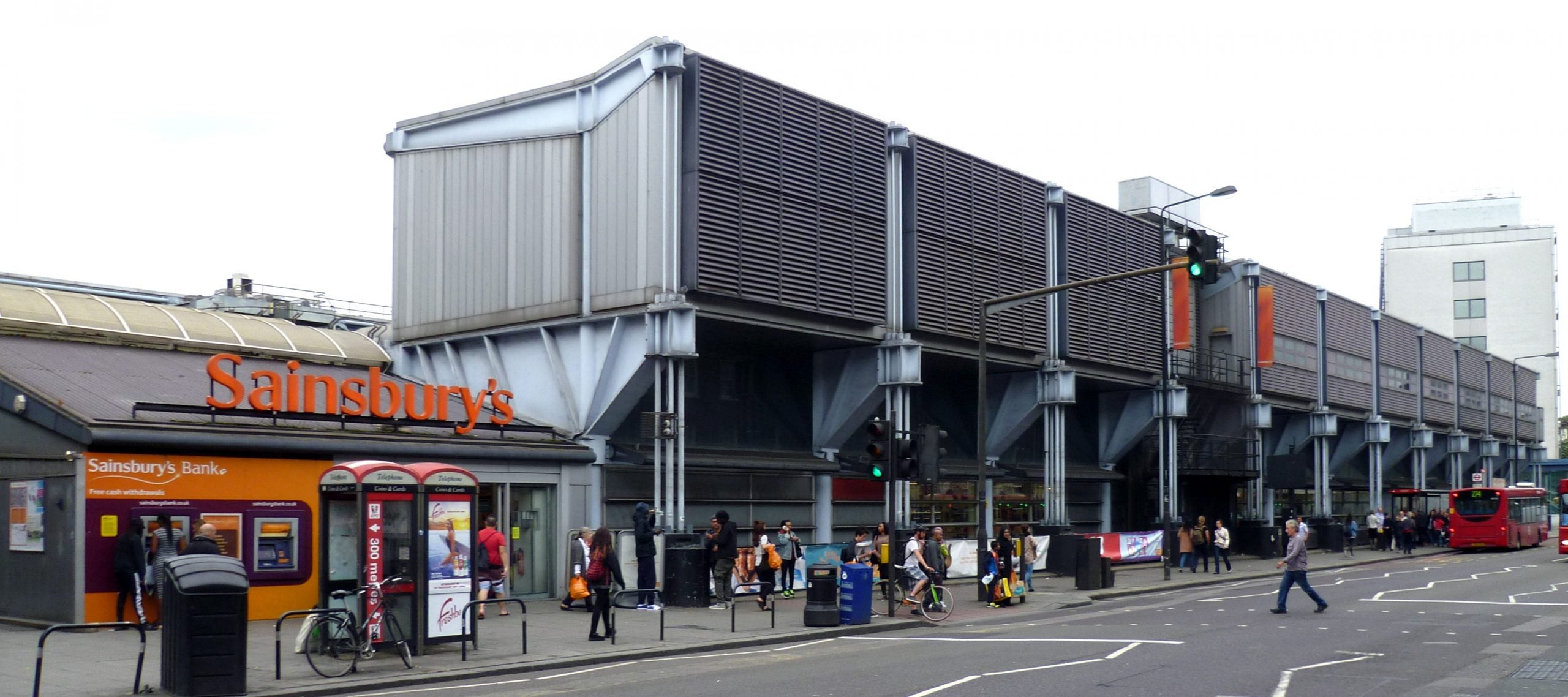 """""""It was very, very controversial"""": how a Camden Town Sainsbury's became Grade II listed"""