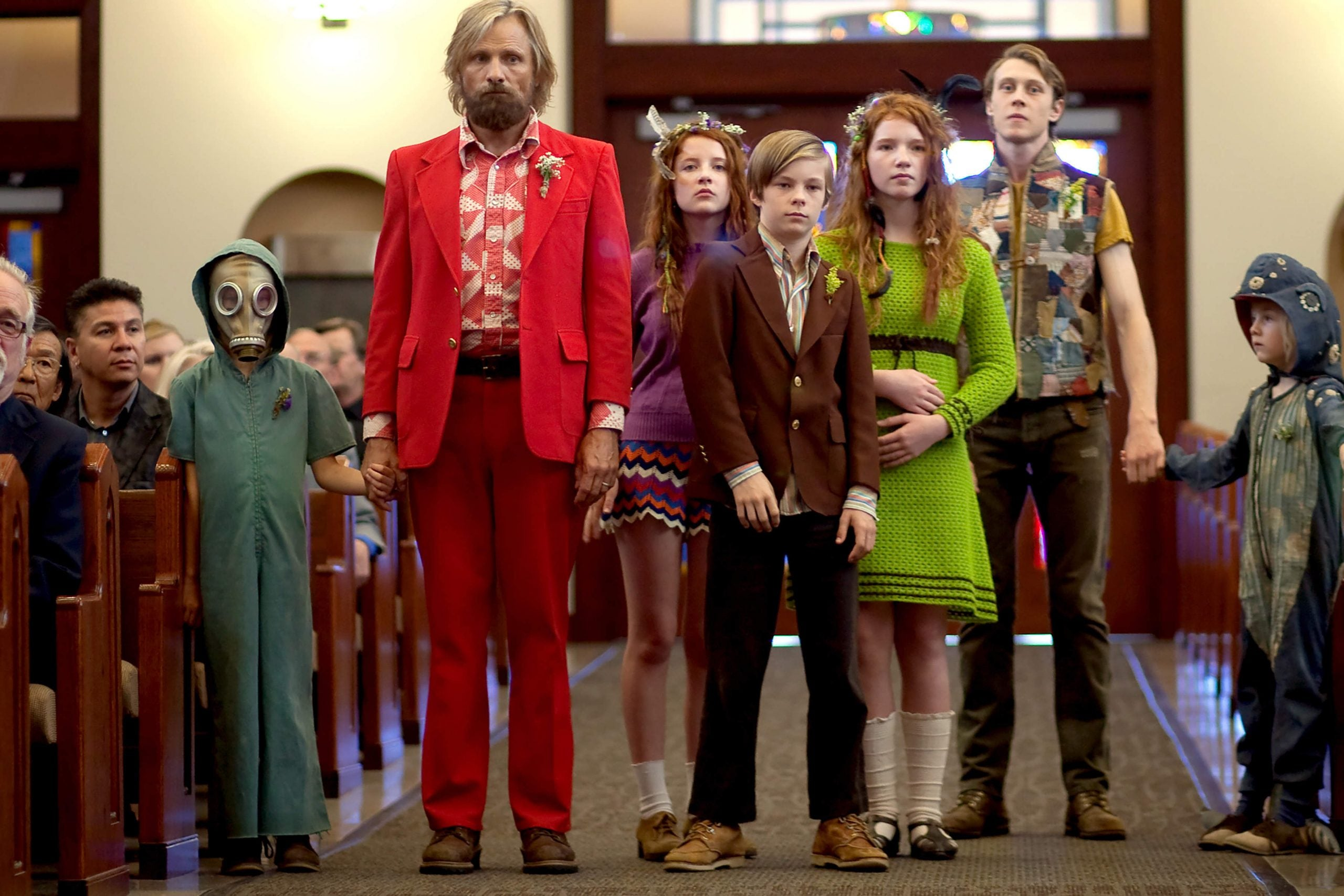 Captain Fantastic shows Matt Ross can't tell the difference between film-making and crowd-pleasing